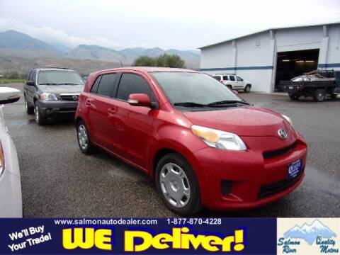 2012 Scion xD for sale at QUALITY MOTORS in Salmon ID