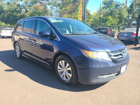 2014 Honda Odyssey for sale at Universal Auto Sales in Salem OR