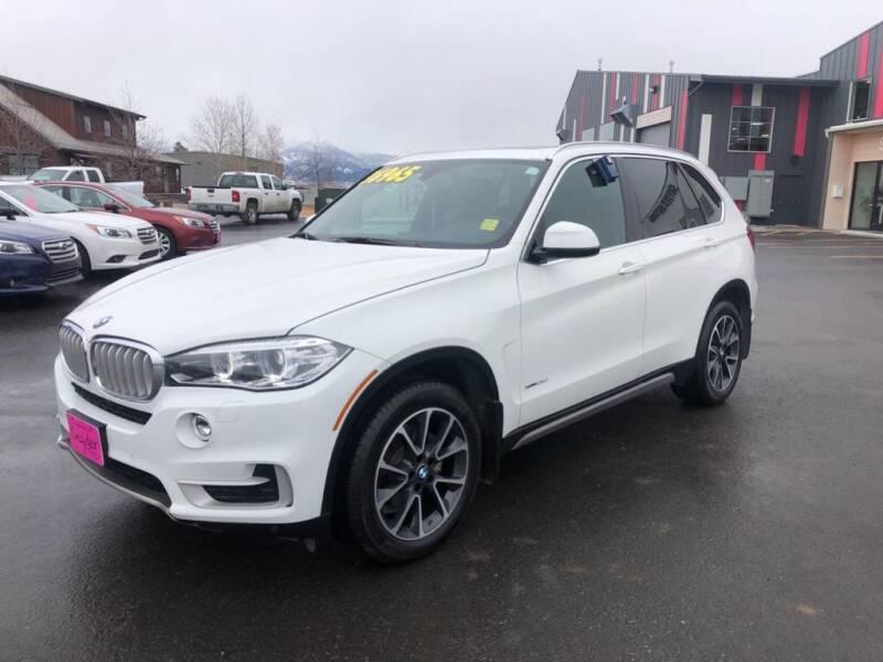 2017 BMW X5 for sale at Snyder Motors Inc in Bozeman MT