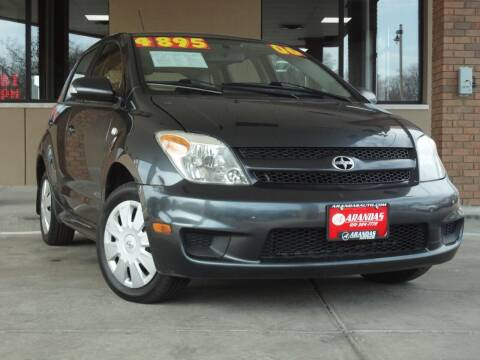 2006 Scion xA for sale at Arandas Auto Sales in Milwaukee WI