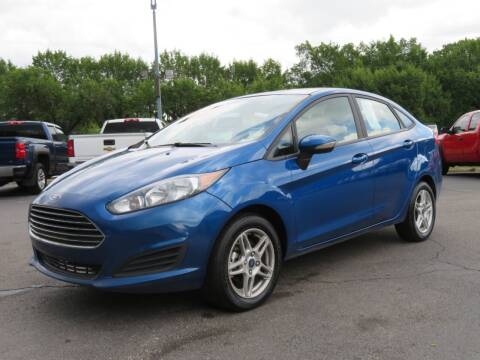 2019 Ford Fiesta for sale at Low Cost Cars North in Whitehall OH