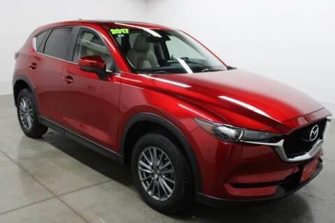 2017 Mazda CX-5 for sale at Bob Clapper Automotive, Inc in Janesville WI