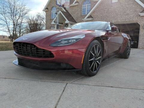 2017 Aston Martin DB9 for sale at NJ Enterprises in Indianapolis IN