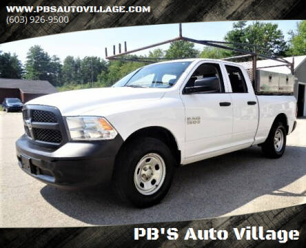 2017 RAM Ram Pickup 1500 for sale at PB'S Auto Village in Hampton Falls NH