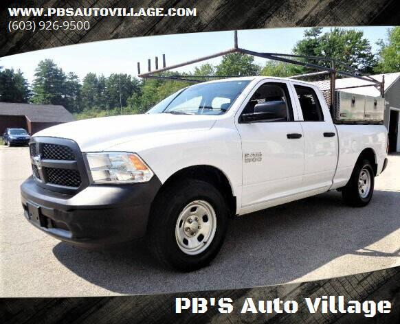 2017 RAM Ram Pickup 1500 for sale at PB'S Auto Village in Hampton Falls NH