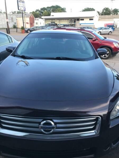 2014 Nissan Maxima for sale at Car Kings in Cincinnati OH