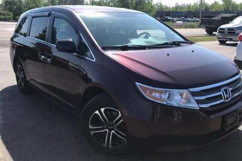 2013 Honda Odyssey for sale at CarXpress in Fredericksburg VA