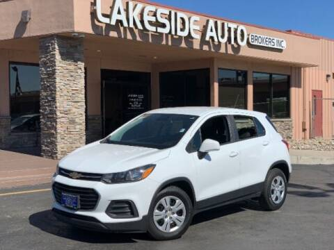 2017 Chevrolet Trax for sale at Lakeside Auto Brokers Inc. in Colorado Springs CO