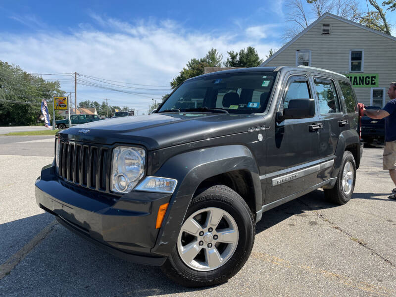 2011 Jeep Liberty for sale at J's Auto Exchange in Derry NH