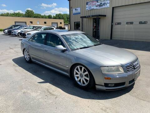 2005 Audi A8 L for sale at EMH Imports LLC in Monroe NC