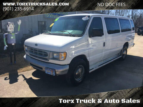 1998 Ford E-350 for sale at Torx Truck & Auto Sales in Eads TN