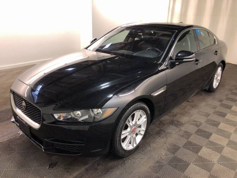 2017 Jaguar XE for sale at Coast to Coast Imports in Fishers IN