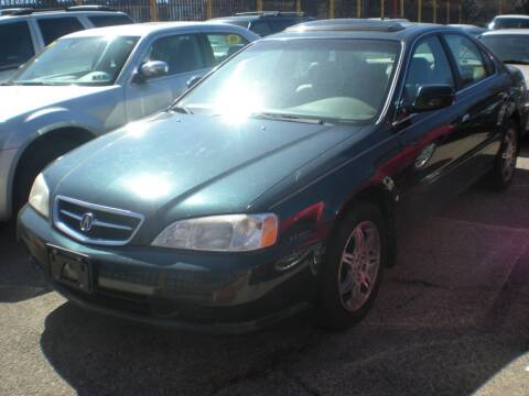 2000 Acura TL for sale at Automotive Center in Detroit MI