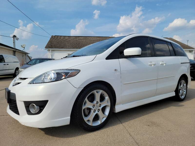 2008 Mazda MAZDA5 for sale at CarNation Auto Group in Alliance OH