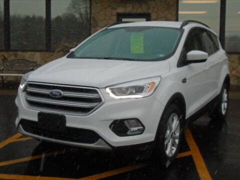 2017 Ford Escape for sale at Rogos Auto Sales in Brockway PA