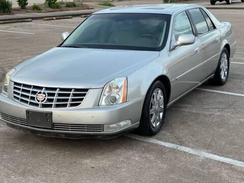 2006 Cadillac DTS for sale at Hadi Motors in Houston TX