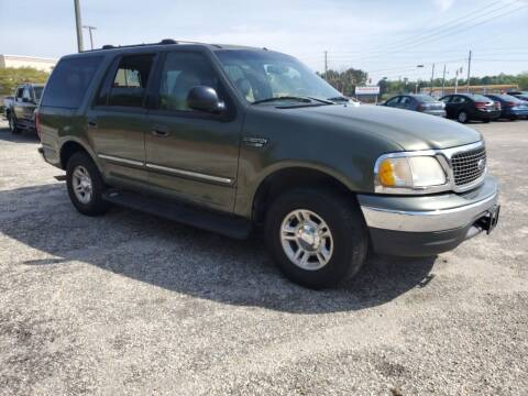 2001 Ford Expedition for sale at Ron's Used Cars in Sumter SC