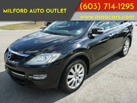 2008 Mazda CX-9 for sale at Milford Auto Outlet in Milford NH
