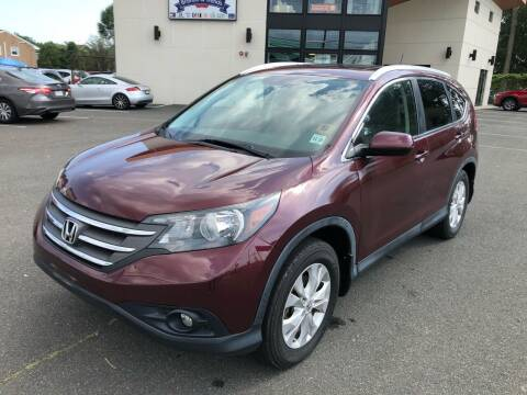 2014 Honda CR-V for sale at MAGIC AUTO SALES in Little Ferry NJ