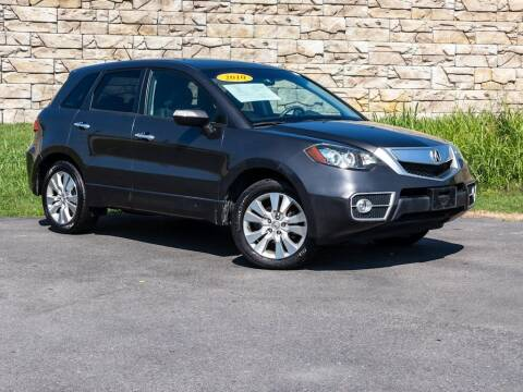 2010 Acura RDX for sale at Car Hunters LLC in Mount Juliet TN