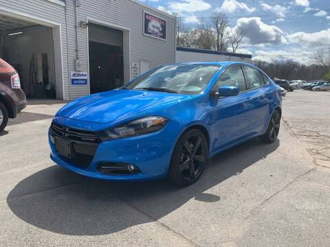 2015 Dodge Dart for sale at Manchester Auto Sales in Manchester CT