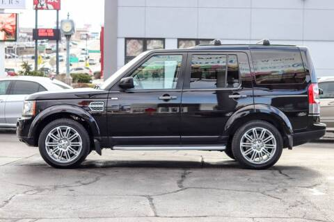 2013 Land Rover LR4 for sale at AutoLink in Dubuque IA