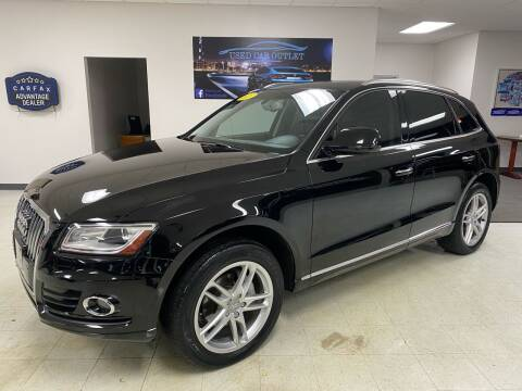 2015 Audi Q5 for sale at Used Car Outlet in Bloomington IL