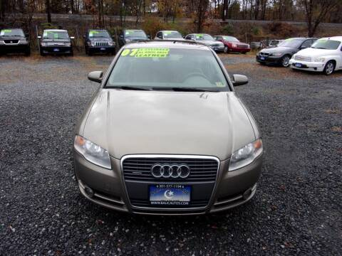 2007 Audi A4 for sale at Balic Autos Inc in Lanham MD