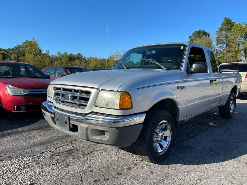 2003 Ford Ranger for sale at Best Buy Auto Sales in Murphysboro IL