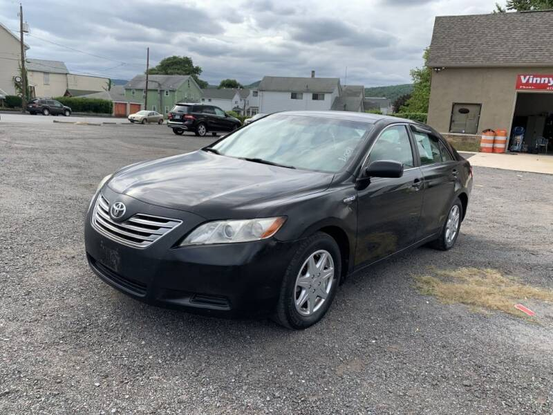 2009 Toyota Camry Hybrid for sale at VINNY AUTO SALE in Duryea PA