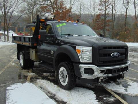 2012 Ford F-550 Super Duty for sale at LA Motors in Waterbury CT