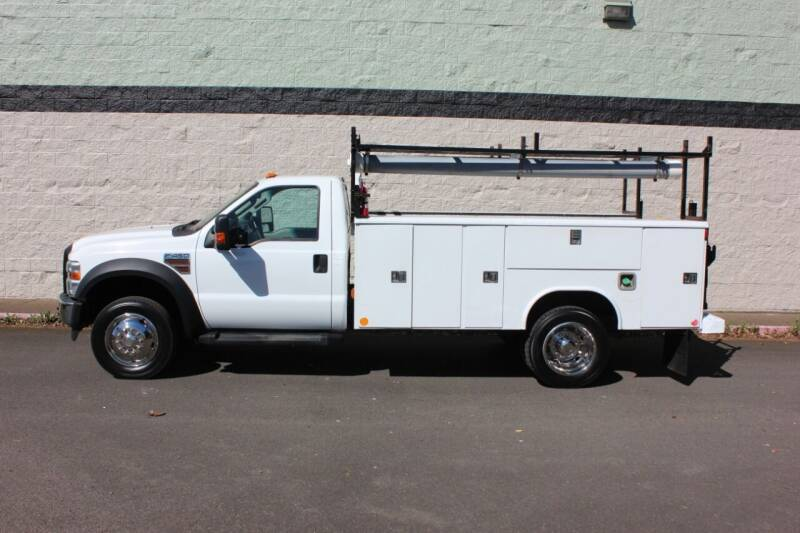 2010 Ford F-450 Super Duty for sale at Al Hutchinson Auto Center in Corvallis OR