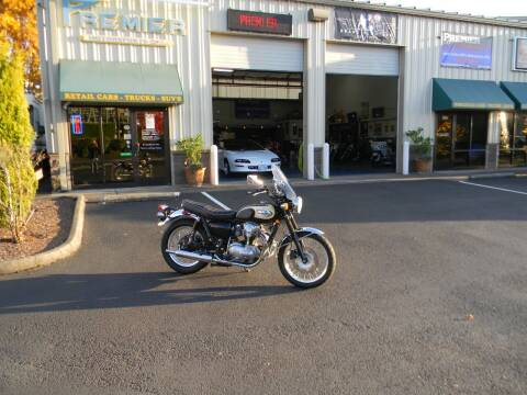 2001 Kawasaki W650 for sale at PREMIER MOTORSPORTS in Vancouver WA