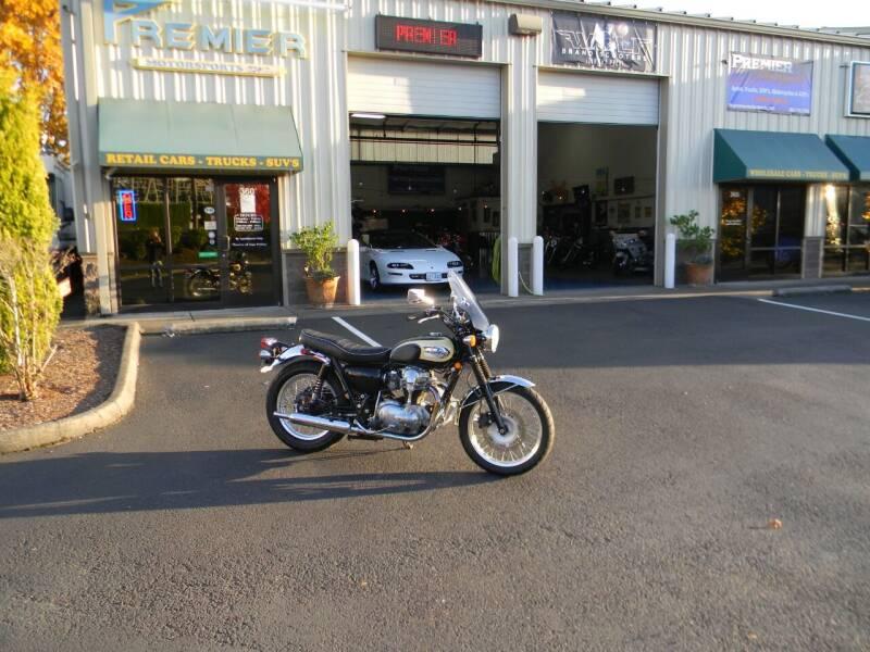2001 Kawasaki W650 for sale at PREMIER MOTORSPORTS in Vancouver WA