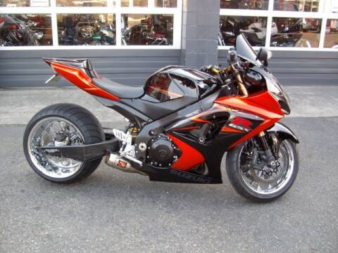 2007 Suzuki GSX-R1000 for sale at Goodfella's  Motor Company in Tacoma WA