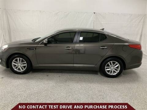 2013 Kia Optima for sale at Brothers Auto Sales in Sioux Falls SD