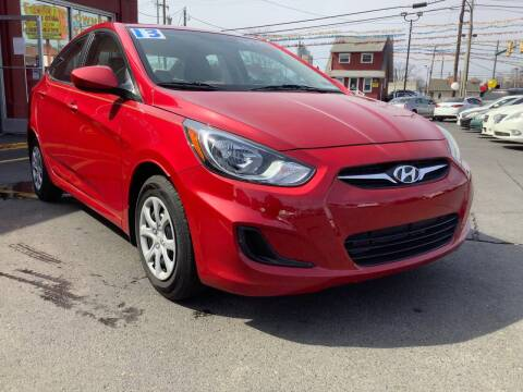 2013 Hyundai Accent for sale at Active Auto Sales in Hatboro PA