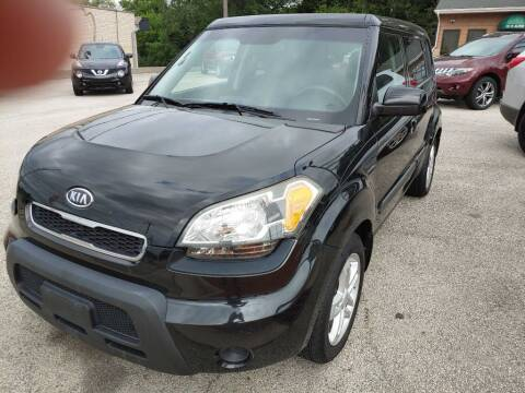 2010 Kia Soul for sale at Auto Solutions of Rockford in Rockford IL