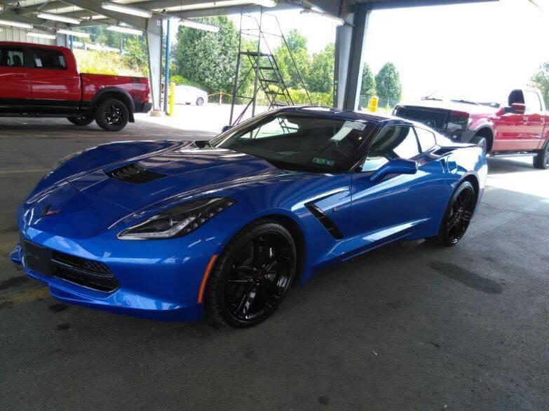 2019 Chevrolet Corvette for sale at WHEEL UNIK AUTOMOTIVE & ACCESSORIES INC in Orlando FL