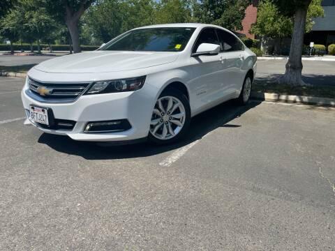 2019 Chevrolet Impala for sale at Used Cars Fresno Inc in Fresno CA