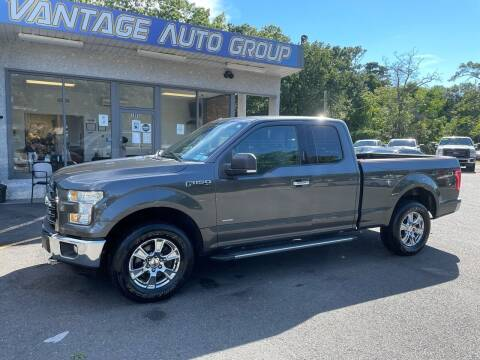 2016 Ford F-150 for sale at Vantage Auto Group in Brick NJ