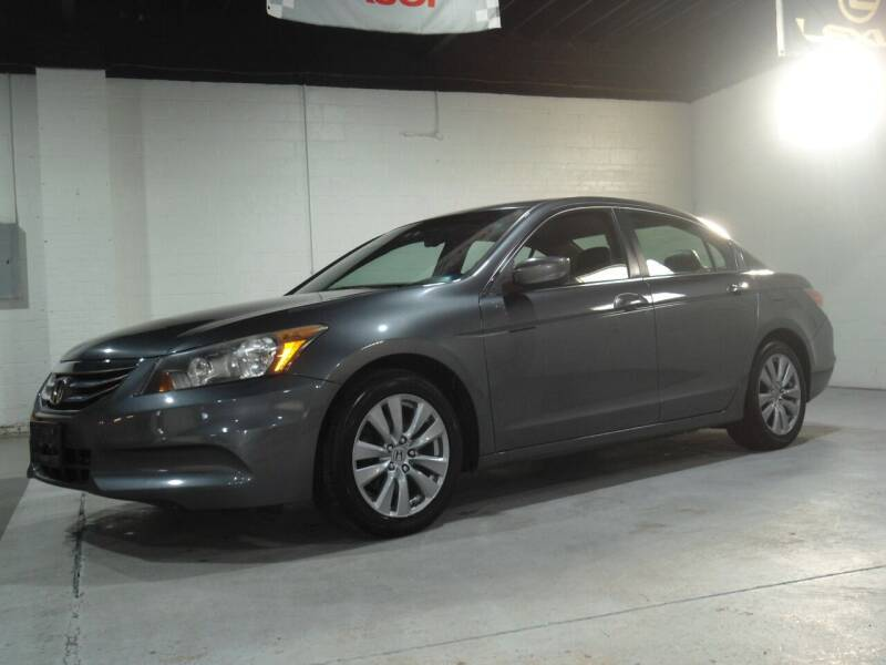 2011 Honda Accord for sale at Ohio Motor Cars in Parma OH