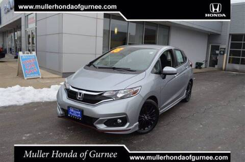 2018 Honda Fit for sale at RDM CAR BUYING EXPERIENCE in Gurnee IL
