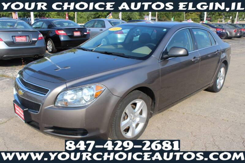 2012 Chevrolet Malibu for sale at Your Choice Autos - Elgin in Elgin IL