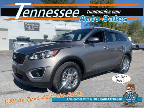 2016 Kia Sorento for sale at Tennessee Auto Sales in Elizabethton TN