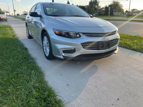 2018 Chevrolet Malibu for sale at Wyss Auto in Oak Creek WI