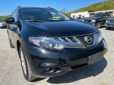 2014 Nissan Murano for sale at Ron Motor Inc. in Wantage NJ