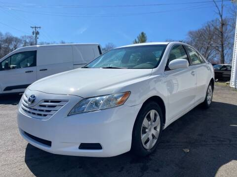 2007 Toyota Camry for sale at SOUTH SHORE AUTO GALLERY, INC. in Abington MA
