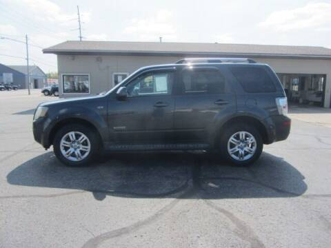 2008 Mercury Mariner for sale at Mike's Budget Auto Sales in Cadillac MI