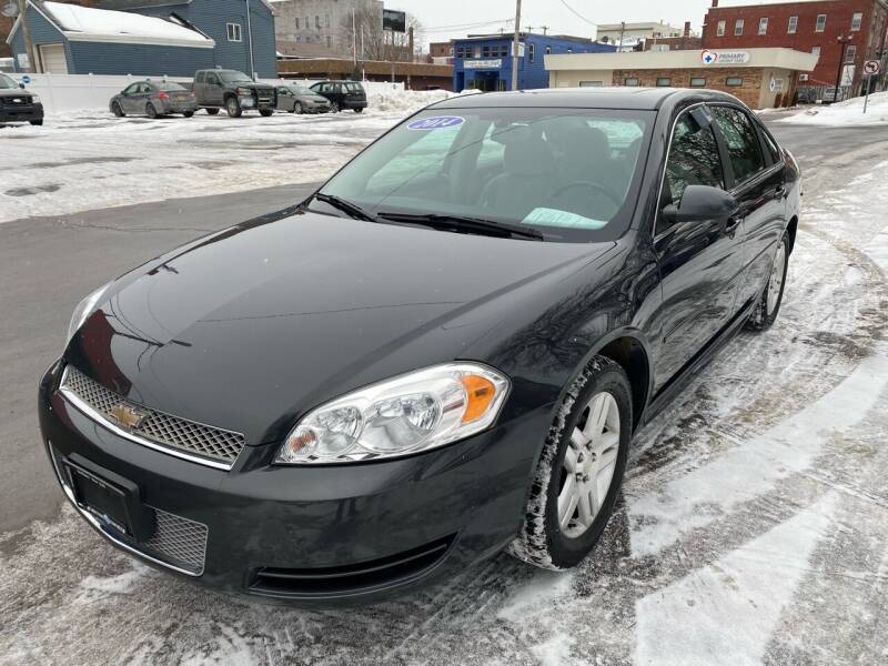 2014 Chevrolet Impala Limited for sale at Midtown Autoworld LLC in Herkimer NY